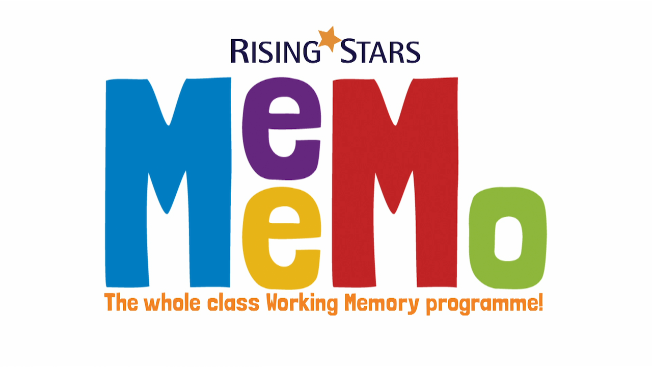 Meemo-The Whole Class Working Memory Programme