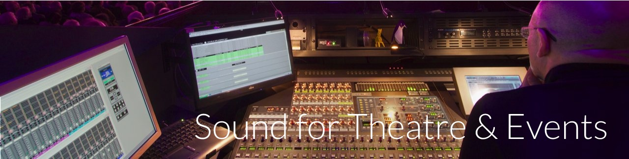 Sound for Film, TV, Theatre & Events