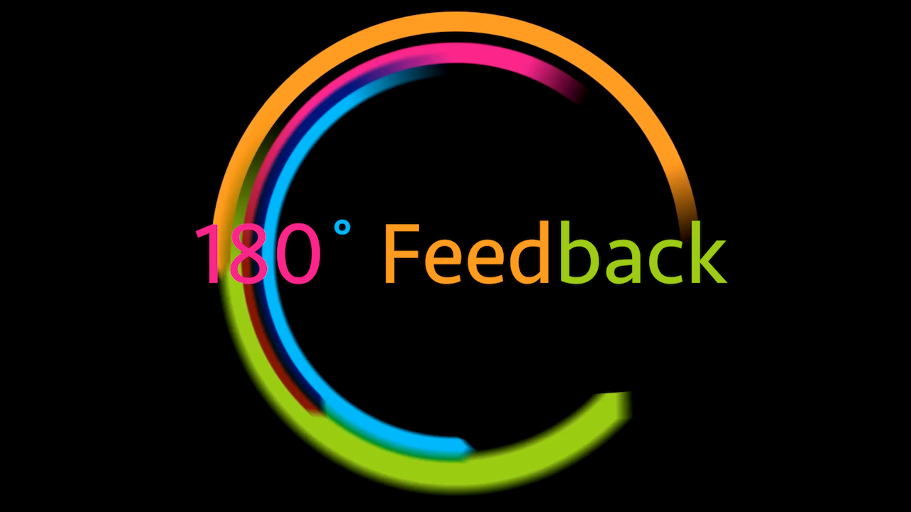 Making The Difference-180˚ Feedback